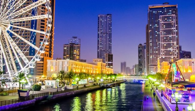 We are now in SHARJAH – EDGE Technical Solutions