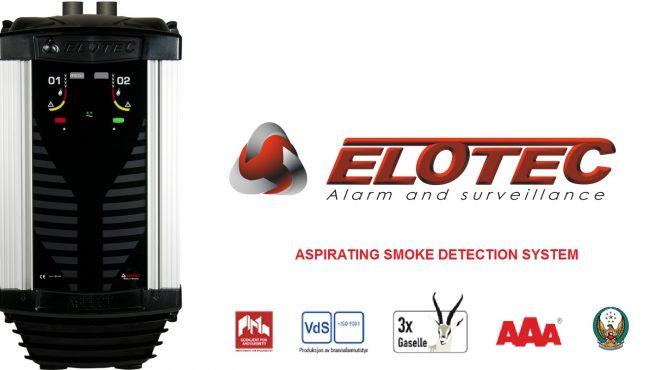ELOTEC Air Sampling Smoke Detection System – July Edition