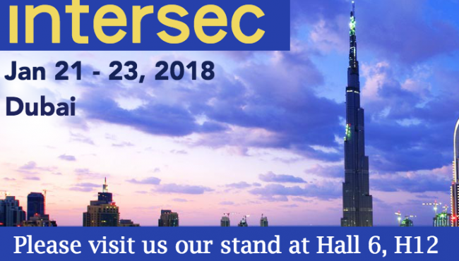 What's new at Intersec 2018 ? – EDGE Technical Solutions