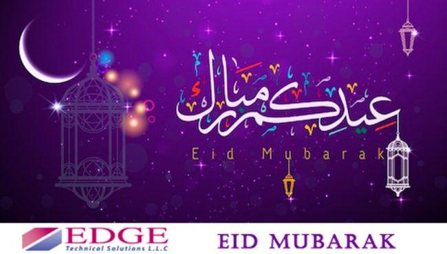 EID Greetings from EDGE Team