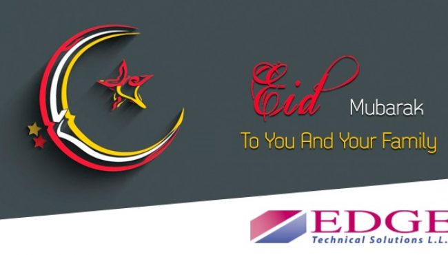 Eid Mubarak Wishes – EDGE Technical Solutions