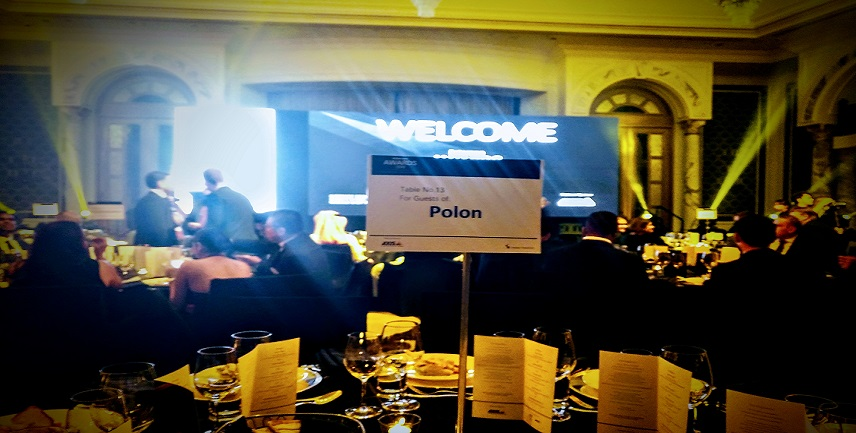 Polon-alfa 6000 series panels at intersec awards 2018