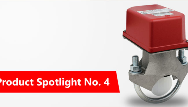 Product Spotlight No.4 – Potter Waterflow Alarm Switch
