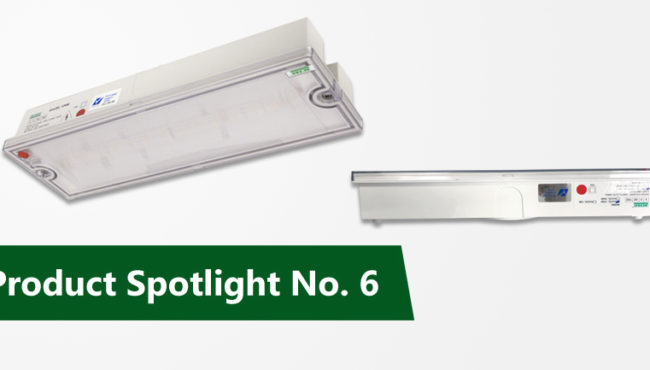 Product Spotlight No.6 – Denko Self Contained Emergency Lighting