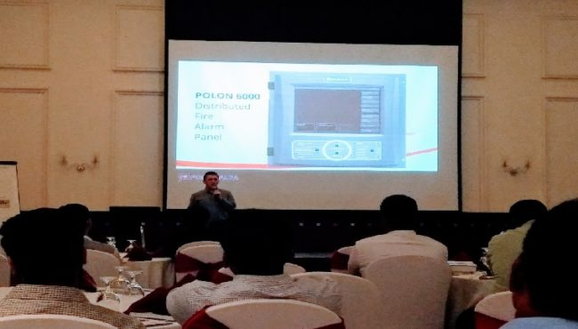Polon-Alfa Training @ Abu Dhabi