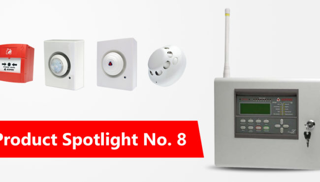 Product Spotlight No.8 – Elotec Addressable Wireless Fire Alarm