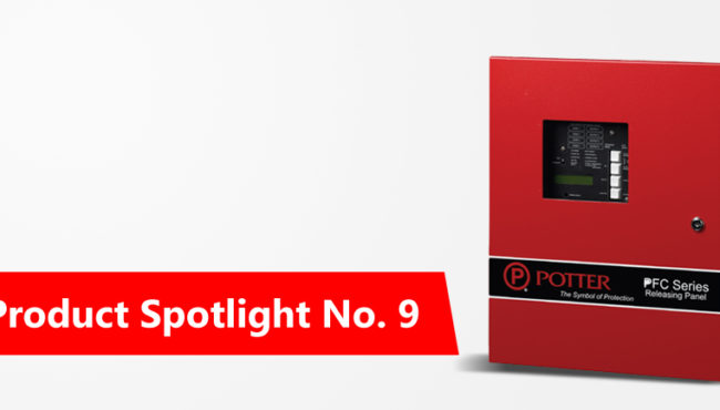 Product Spotlight No.9: POTTER Releasing Control Panel