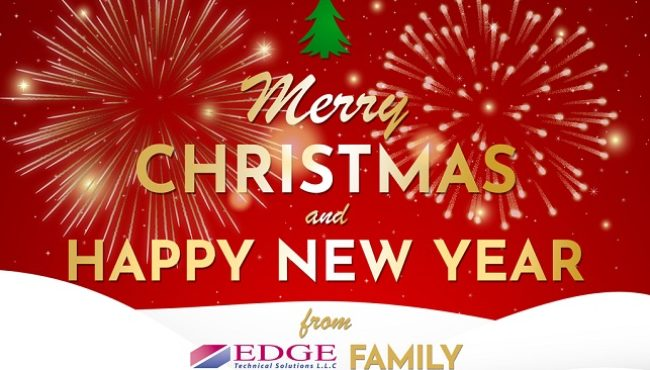 Season's Greetings from EDGE