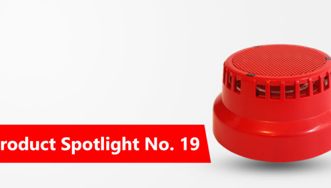 Product Spotlight 19 :  Polon-Alfa SAW 6006 – Addressable Acoustic Sounders