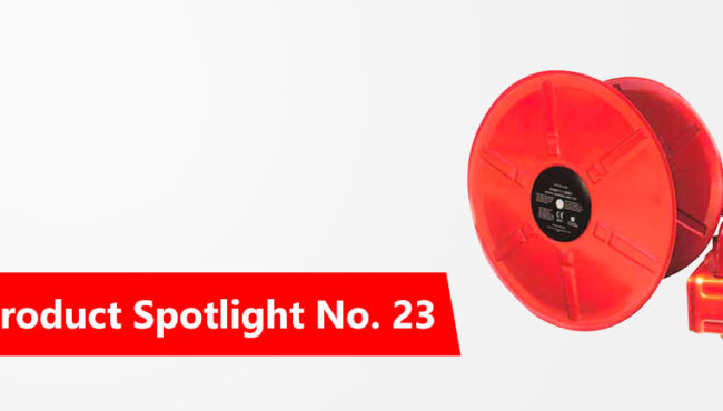 Product Spotlight No. 23: LPCB Approved Fire Hose Reel & Cabinet